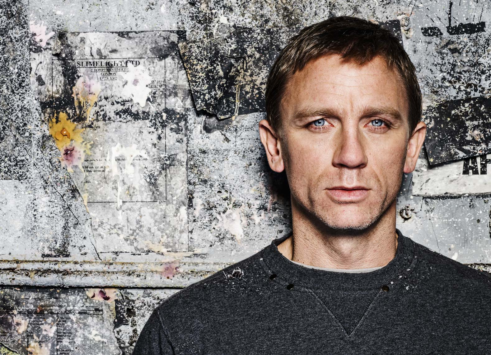 Daniel Craig by The Saint