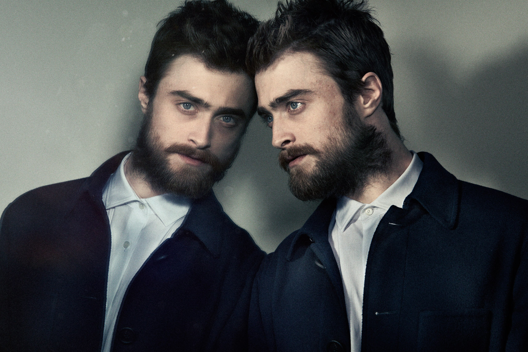 Daniel Radcliffe Double Shot by The Saint