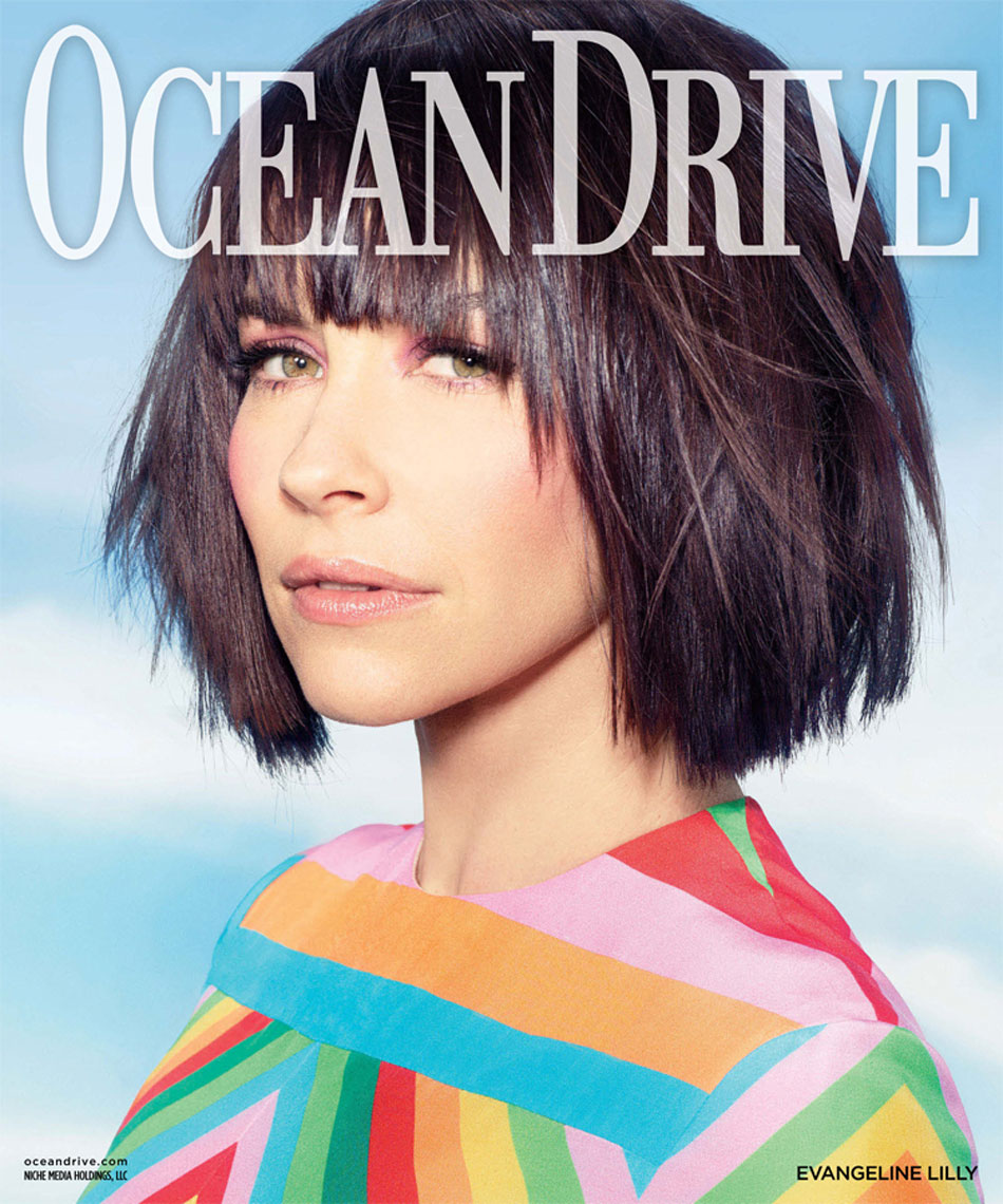 Ocean Drive - 2015 - Issue 1 - January